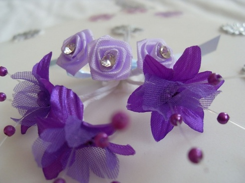 purple decoration 2