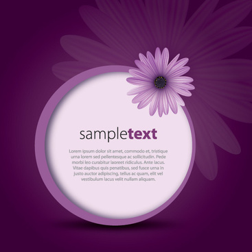 purple message vector
