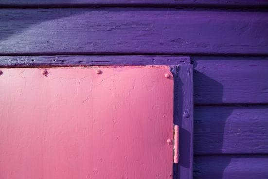purple panels