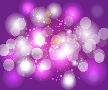 purple touch vector art graphic