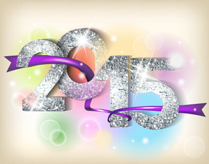 purple velvet and15 new year vector background