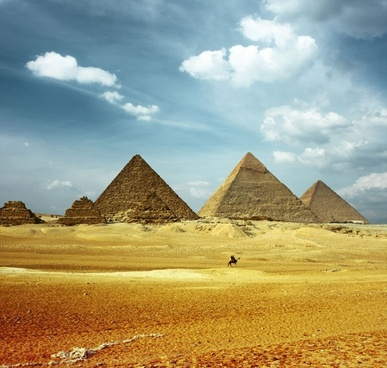 pyramid landscape 01 hd picture