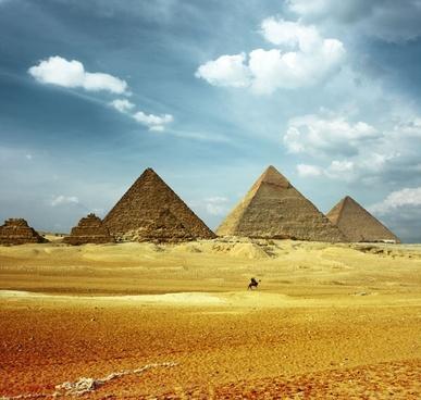 pyramid landscape 01 hd picture
