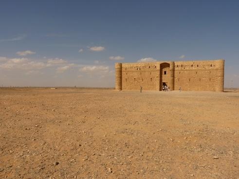 qasr al-kharana jordan holiday
