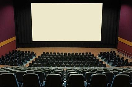 quiet cinema picture