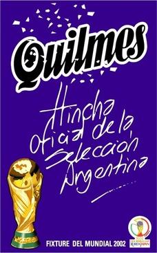 quilmes fifa 2002