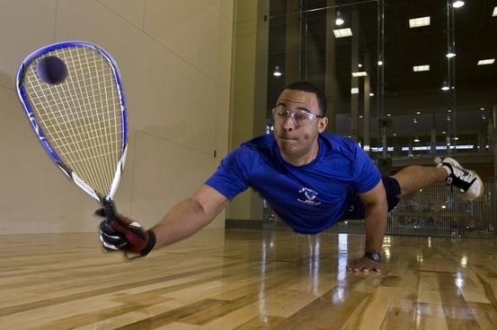 racquetball sports exercise