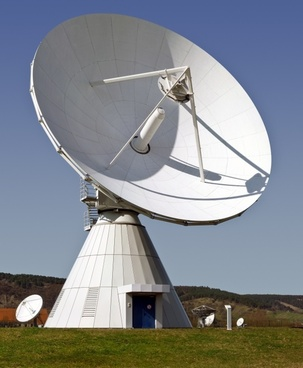 radar radar dish earth station