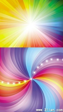 lights background templates dynamic colorful vivid twisted decor