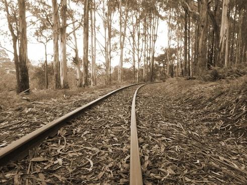 rail old rails