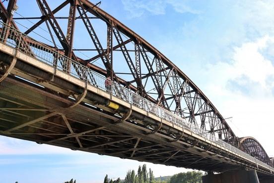 railway bridge prague