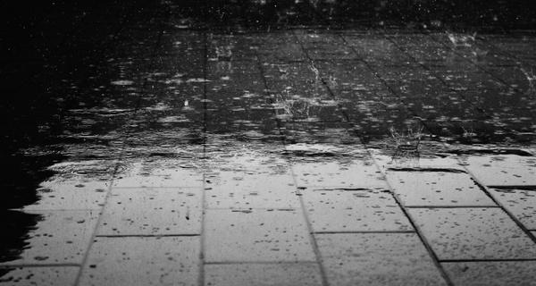 rain floor water