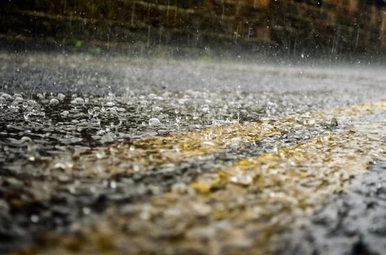 rain raindrops seasons