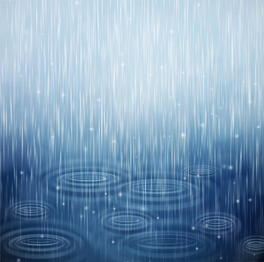 rain water blurs background vector