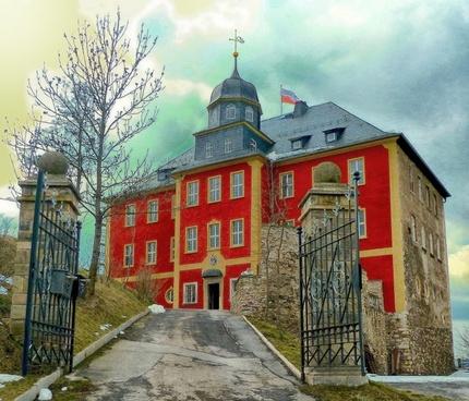 ranis germany palace