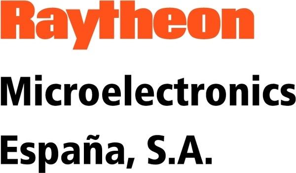 raytheon microelectronics espana