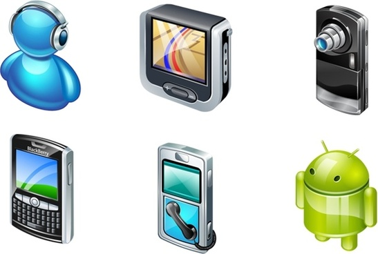 Real Vista Mobile icons pack