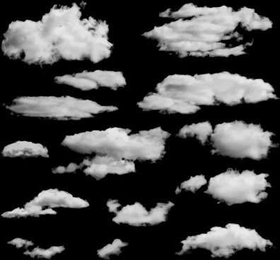 Realistic vector clouds free vector download (3,163 Free