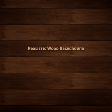 realistic wood background
