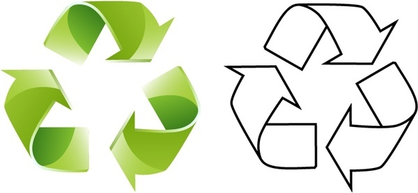 Free Vector Recycle Symbol Free Vector Download 21990 Free Vector