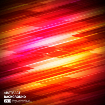 red abstract light background