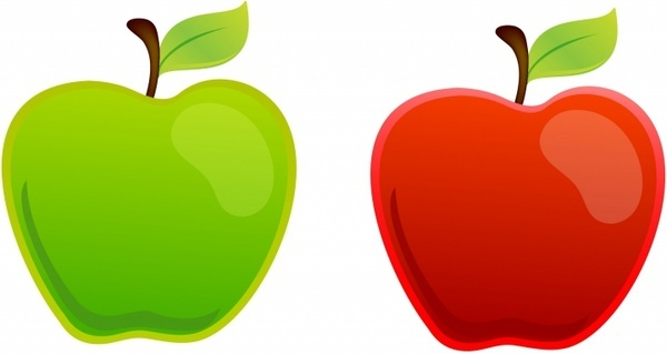 Apple Icon Design Template