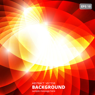 red and yellow abstract background