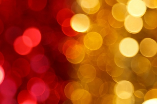 red and yellow blurred lights