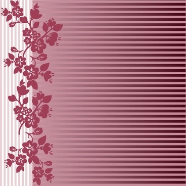 red background pattern 01 vector
