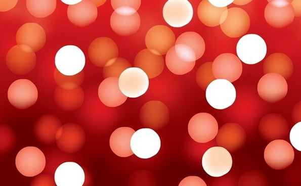 abstract background red bokeh decoration