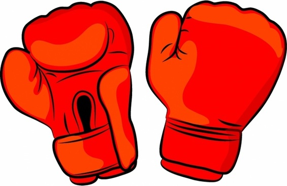 Vector Sport Pictogram Boxing Free Vector Download 5852 Free
