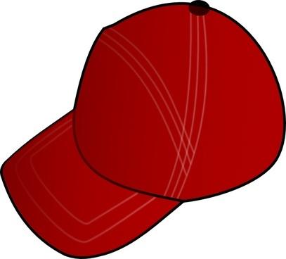 Red Cap clip art