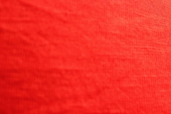 red cloth background 2