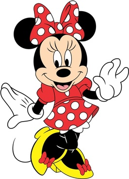 Mickey Free Vector In Coreldraw Cdr Cdr Vector Illustration