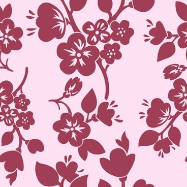 red pattern background 05 vector