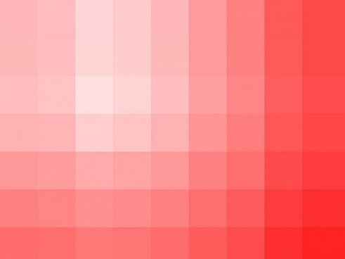 red tones background