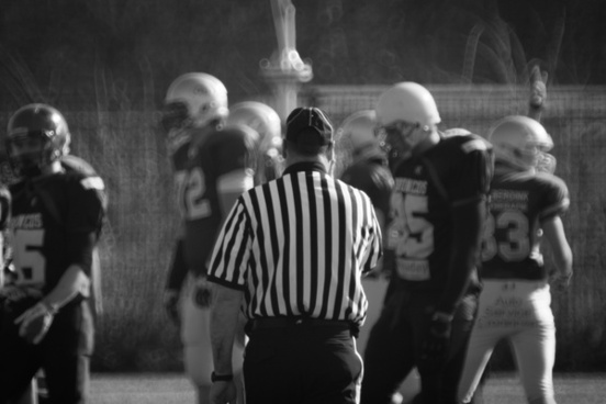 referee american football