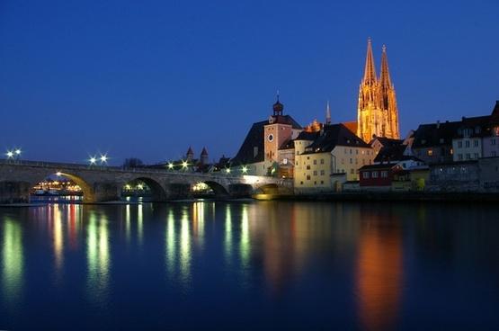 regensburg germany city