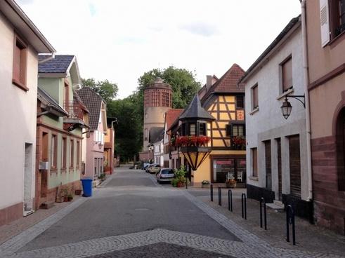 reichshoffen france town