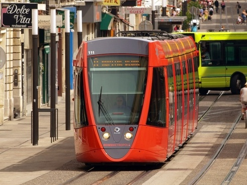 reims france tram