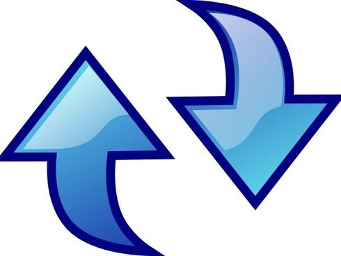 Reload Refresh clip art