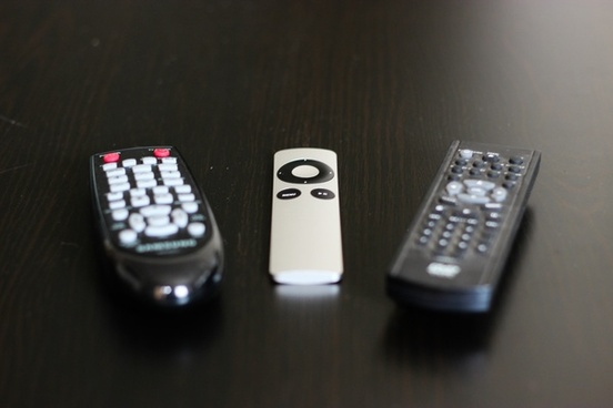 remote controllers with apple tv remote