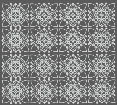 repeating geometric pattern free cdr vectors art