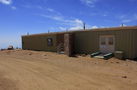 research center at pikes peak colorado