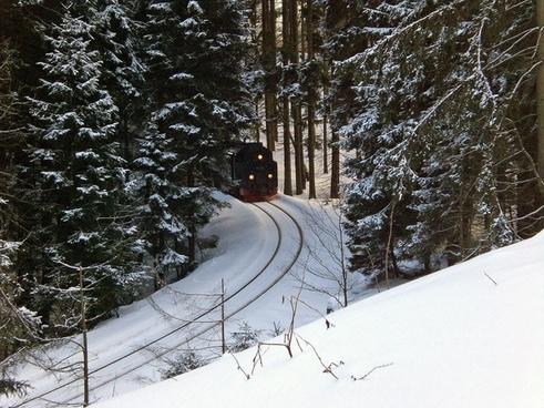 resin narrow gauge train brocken railway