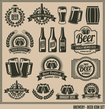 beer label template illustrator Beer label vector free vector download (8,556 Free vector) for ...