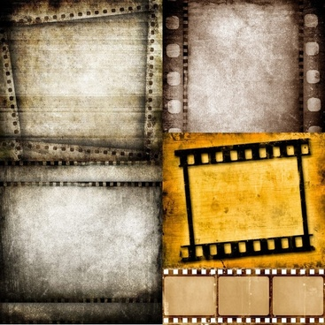retro film highdefinition picture