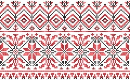 Illustrator Cable Knit Pattern Brushes Download Free Vector Download