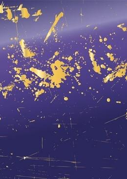 grunge background stained splatted design