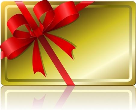 gift background 3d ribbon icon modern shiny design